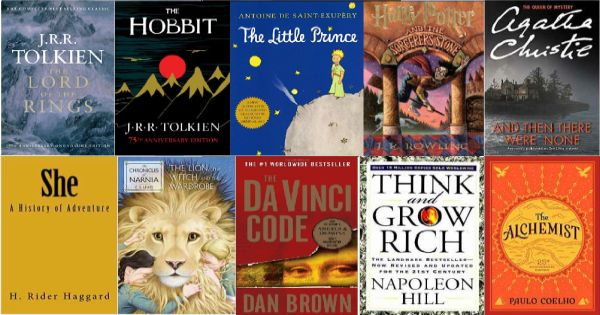 3 Of The Best Books Of All Time