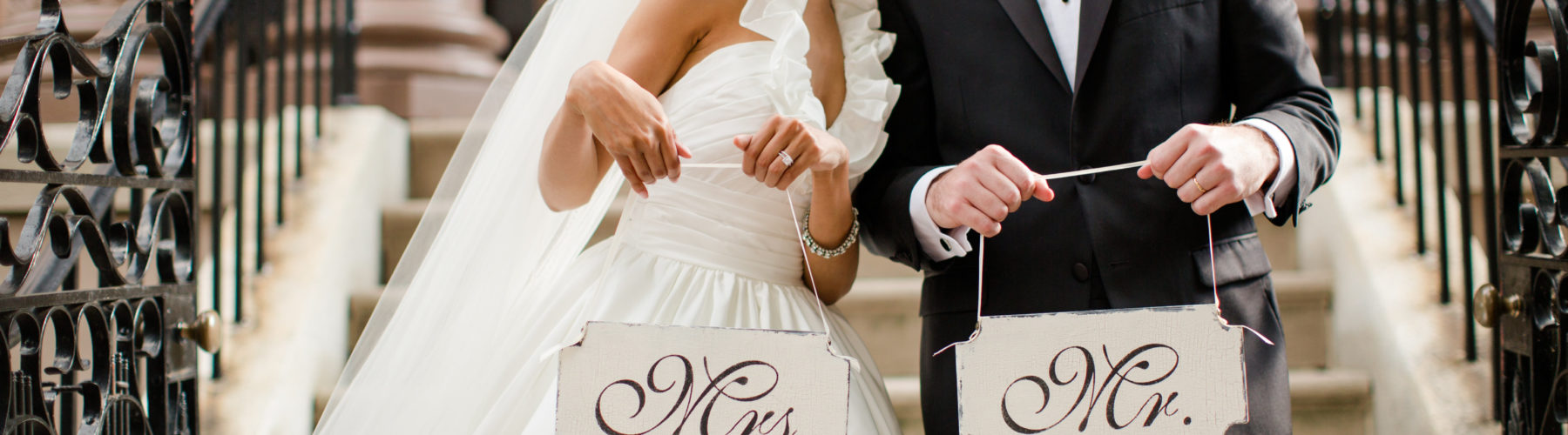 Six Steps To The Perfect Wedding