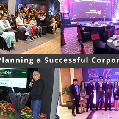A Simple Yet Effective Guide To Planning A Successful Corporate Event