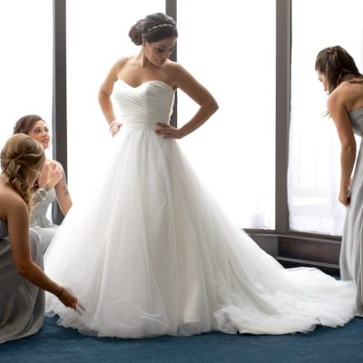 Six Things To Do To Get Ready For Your Wedding