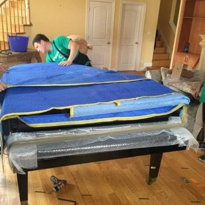 Why Use Moving Services to Move Piano