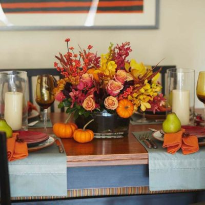 Modern Thanksgiving Day Decor Tips