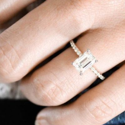 A Look Inside The Biggest Engagement Ring Trends Of 2020