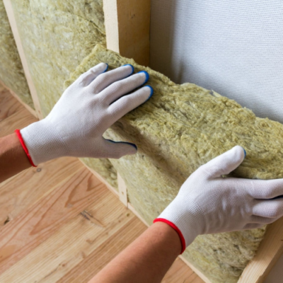Insulation that Soundproofs Your Home