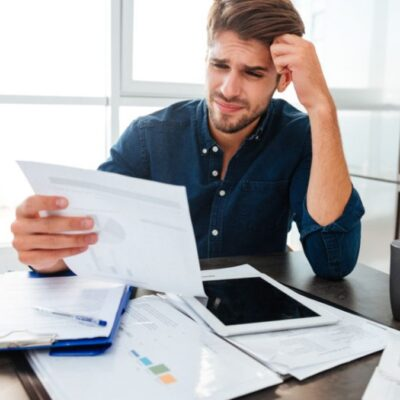 Five Signs Your Business Might Be Failing