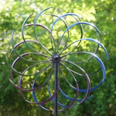 The Beauty of Wind Spinners In Your Garden