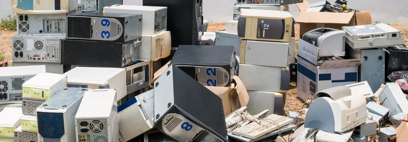 Where Do I Recycle My E-Waste in Vancouver?