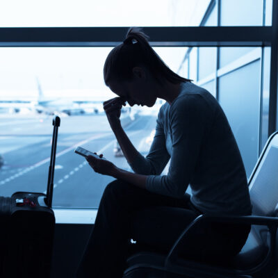 How to make your airport visit less stressful