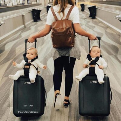 3 Tips To Make It Easier To Travel With An Infant