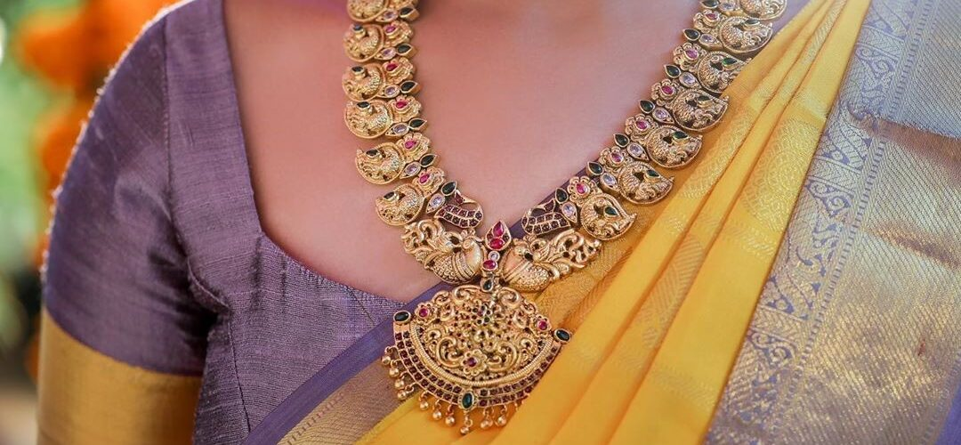 The Timeless Beauty of Temple Jewellery